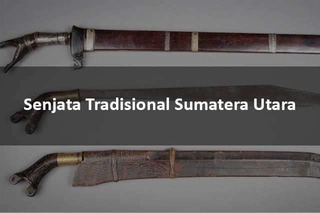 Senjata Tradisional Sumatera Utara
